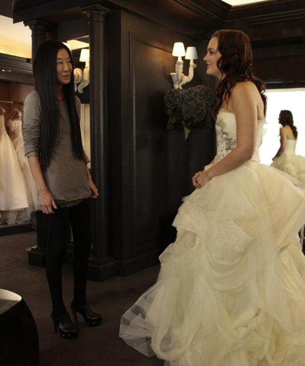 Blair's Wedding Dress