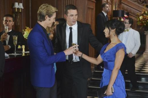 Nolan, Padma and Aiden