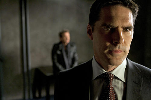 Hotch Close-Up