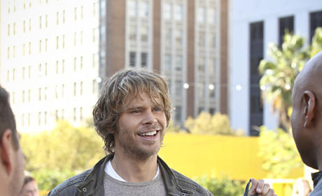 Happy Deeks - NCIS: Los Angeles Season 6 Episode 11