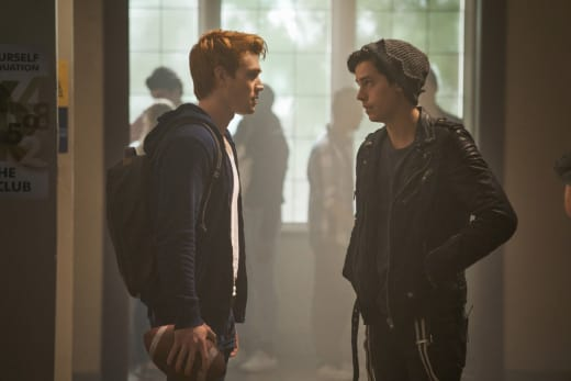 A Friendship Is Tested - Riverdale