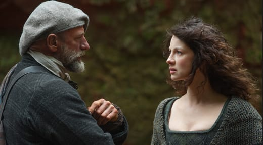 Meeting Interrupted - Outlander Season 1 Episode 6