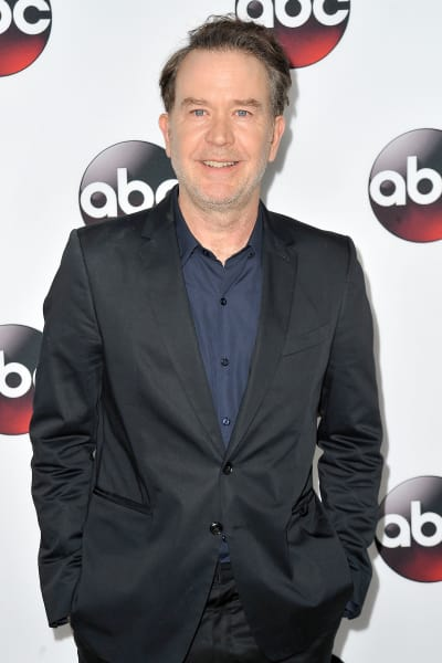 Timothy Hutton Attends ABC Event