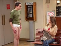 The Big Bang Theory Season 8 Episode 1