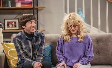 Howard and Bernadette are Brand New Parents - The Big Bang Theory Season 10 Episode 12