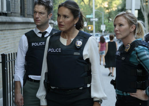 A Mass Casualty Event - Law & Order: SVU