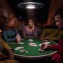 Poker on the Enterprise