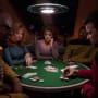 Poker on the Enterprise