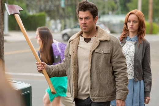 When Fairy Tales Attack - The Librarians