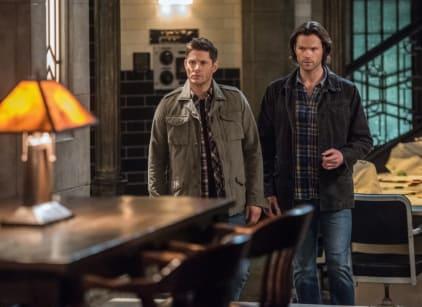 Watch Supernatural Season 12 Episode 17 Online