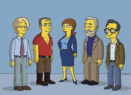 Watch The Simpsons Season 18 Episode 14 Online