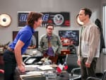 Confronting Georgie - The Big Bang Theory