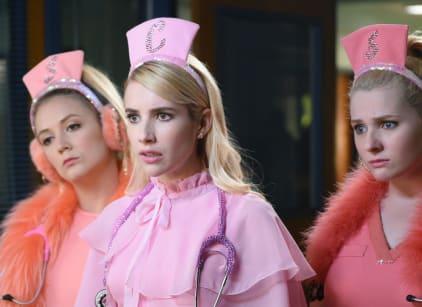 Watch Scream Queens Season 2 Episode 1 Online