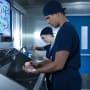 reznick and kalu - The Good Doctor Season 1 Episode 16
