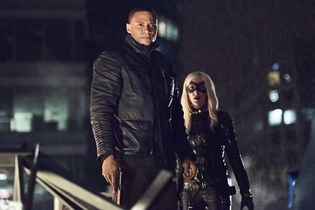 He's Gone - Arrow Season 3 Episode 21