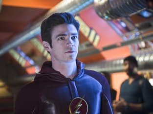 The Flash Season 1 Episode 23 Review: Fast Enough - TV