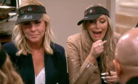 Playing Poker - The Real Housewives of Orange County