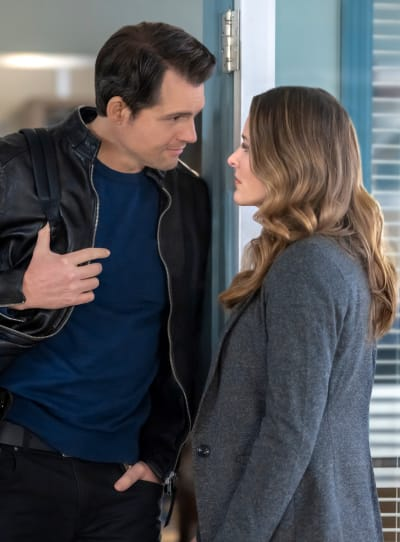 Travis and Amy Grow Closer