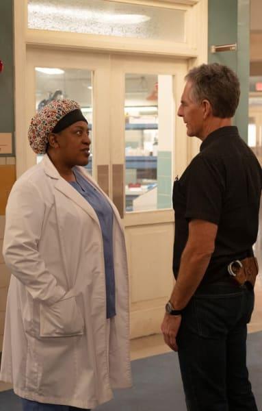 Unhappy Coroner - NCIS: New Orleans Season 5 Episode 19
