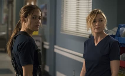 Grey's Anatomy and Station 19 Are Staging Another Crossover!