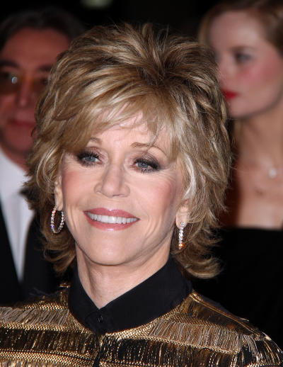 Jane Fonda Pic