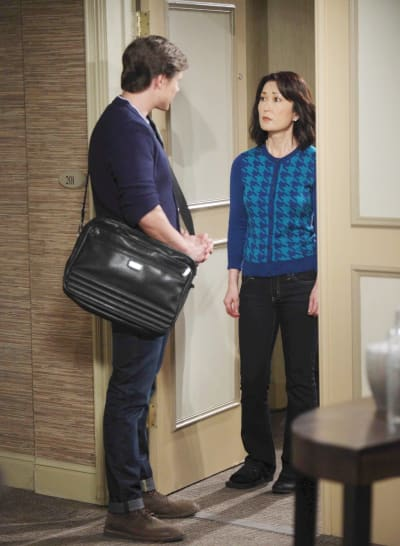 Will Hits a New Low - Days of Our Lives