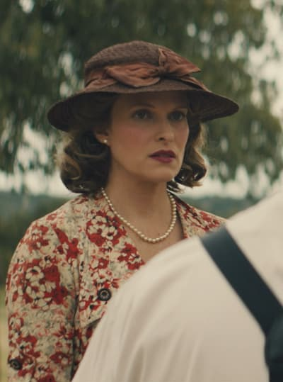 Vinessa Shaw from 12 Mighty Orphans