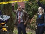 Detective Liv - iZombie Season 1 Episode 6