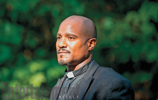 Seth Gilliam as Father Gabriel Stokes - The Walking Dead