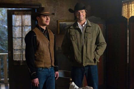 dc57a9f802a Supernatural: Old West Style - TV Fanatic