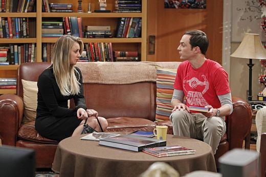Penny Comforts Sheldon