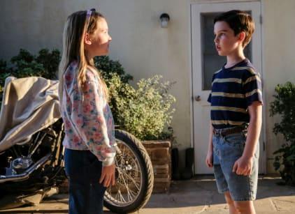 Watch Young Sheldon Season 1 Episode 17 Online