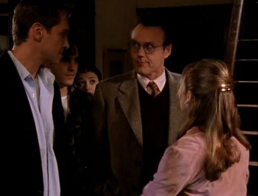 Beep Me - Buffy the Vampire Slayer Season 1 Episode 5