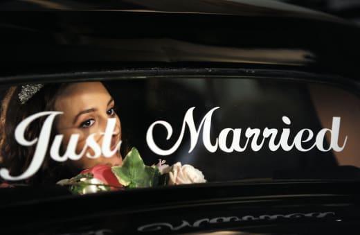 Blair Waldorf: Just Married?