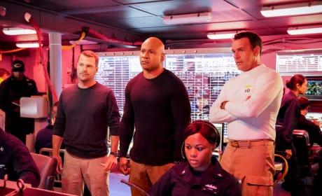 A Group Shot - NCIS: Los Angeles Season 10 Episode 24