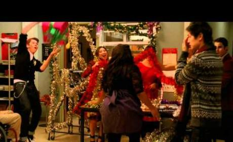 Glee Cast - All I Want for Christmas