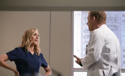Grey's Anatomy Season 16 Episode 17 Review: Life on Mars?