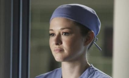 TV Fanatic Exclusive Interview: Sarah Drew Discusses New Grey's Anatomy Season, Big April Episode!