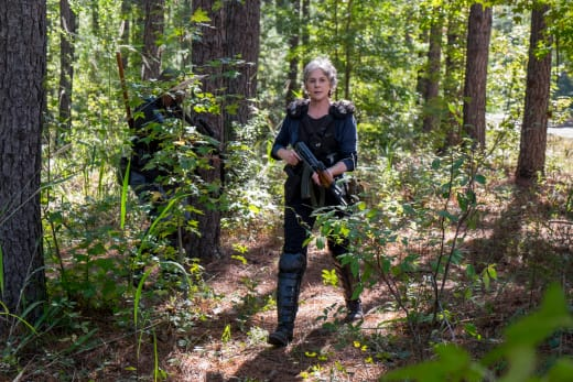 Search Party - The Walking Dead Season 8 Episode 14