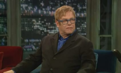 Elton John Defends Glee, Ryan Murphy, Lashes Out at Artists