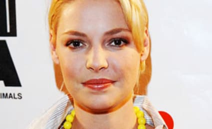 Katherine Heigl Quiet on Future; MerDer Wedding is May 7
