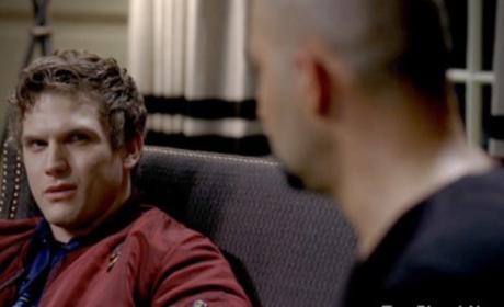 Aaron Perilo on True Blood