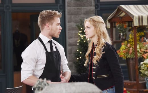 Claire Catches On - Days of Our Lives