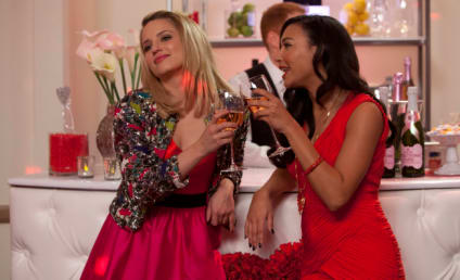 Glee Review: The Runaway Bride