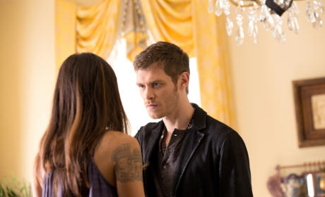 Klaus Confronts Sophie