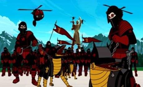 The Guild Arrives