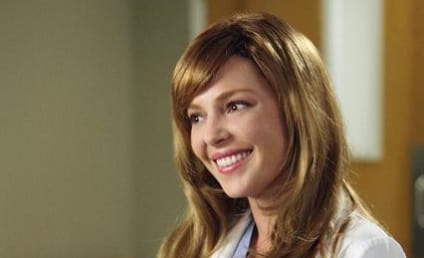 Grey's Anatomy Spoilers: Izzie and the Chief