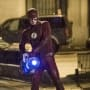 Cold Flash - The Flash Season 3 Episode 22