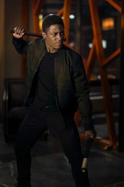 Connor Hawke - Arrow Season 8 Episode 3