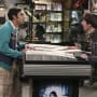 Not Just Any Trip to the Comic Book Store - The Big Bang Theory Season 9 Episode 14